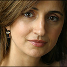 Roya Hakakian is an Iranian-American journalist and the author of two collections of poetry.