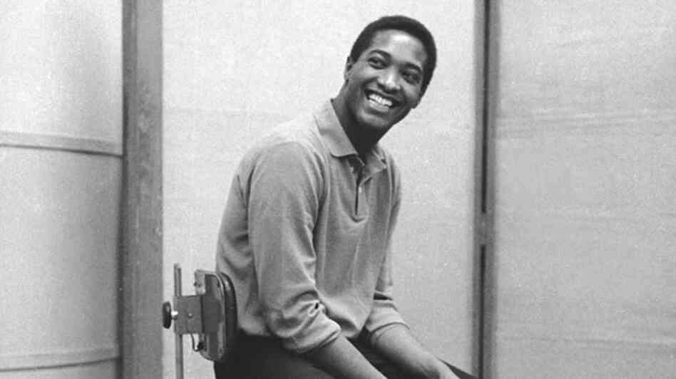 Sam Cooke in the