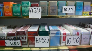 The Food and Drug Administration, which must approve all new tobacco products or any changes to existing brands, has not cleared any products since assuming that responsibility in 2009.