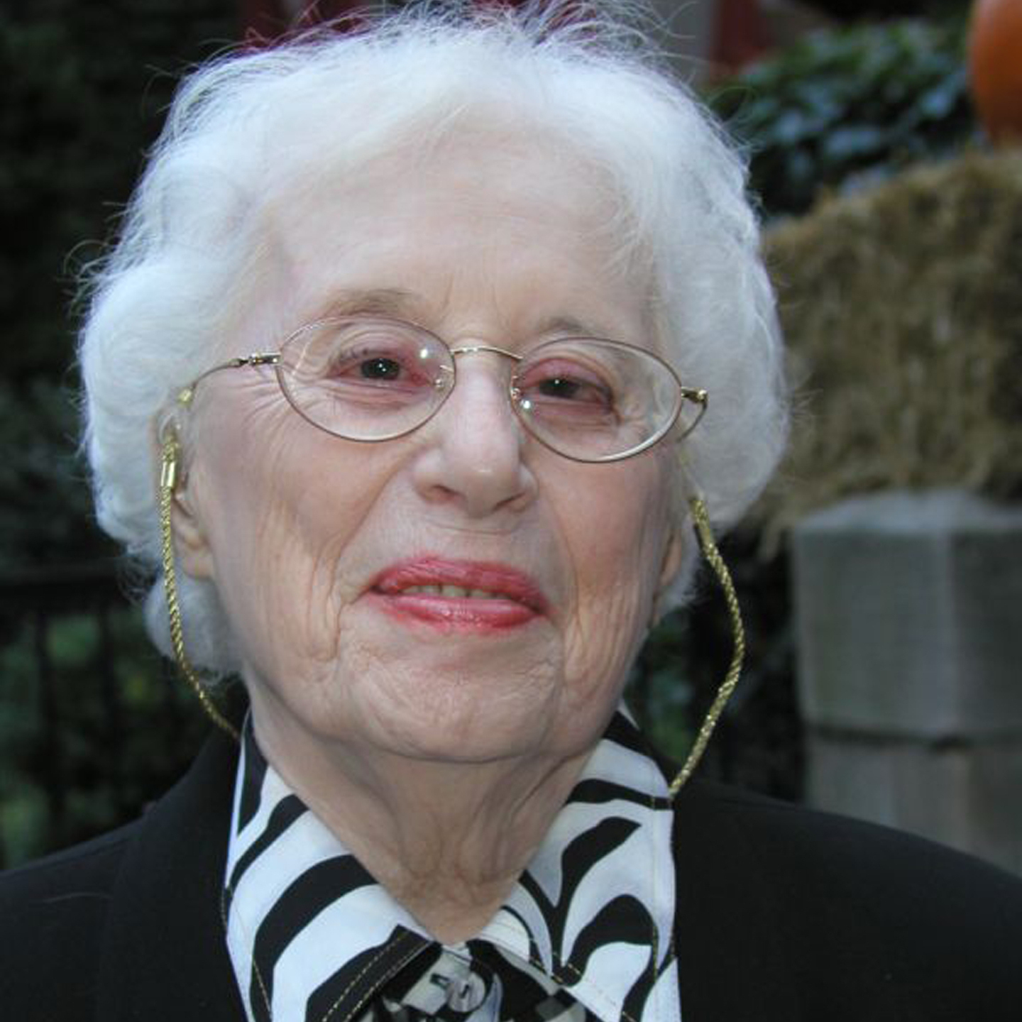 Jeanne Manford, gay rights advocate and PFLAG founder.