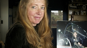 Carol Fiore's husband, Eric, died after the plane he was test-piloting crashed in Wichita, Kan., 12 years ago. An atheist, Fiore felt no comfort when religious people told her Eric was in a better place.