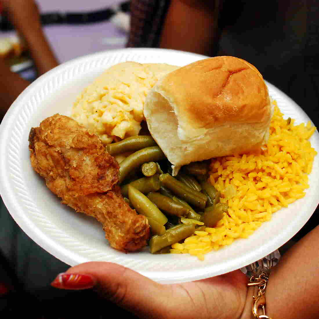 As a new documentary shows, a plate of soul food is loaded with questions about history, identity and health.