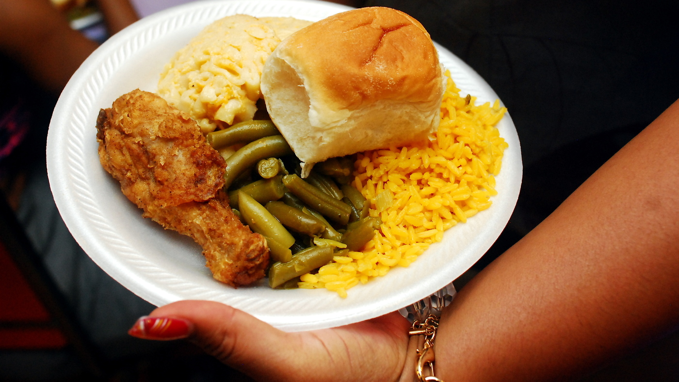 The Cost Of Being A Nation Of Soul Food Junkies The Salt NPR