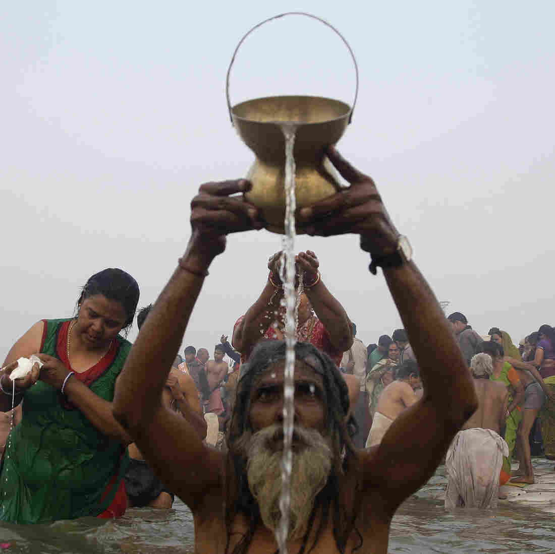 'Biggest Gathering On Earth' Begins In India; Kumbh Mela May Draw 100 Million