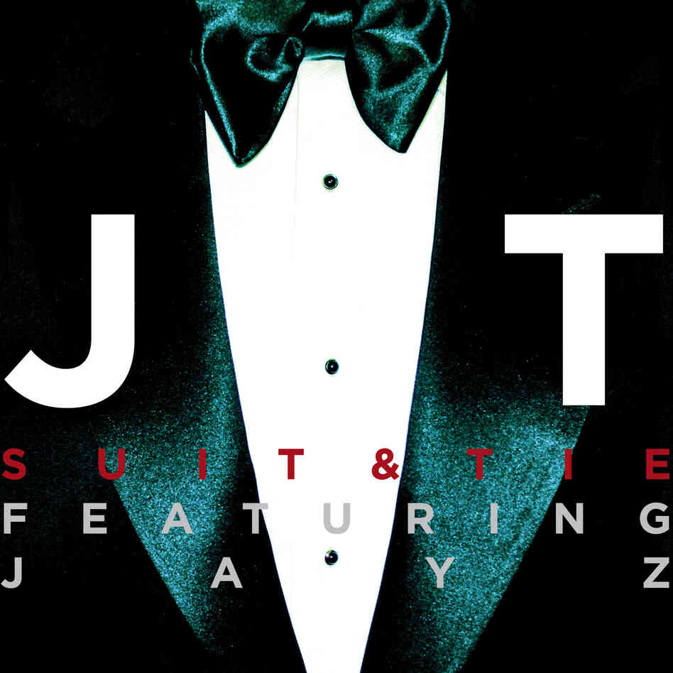 "Art for the Justin Timberlake's single, ""Suit & Tie."""