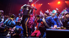 Mucca Pazza performs live at globalFEST 2013.