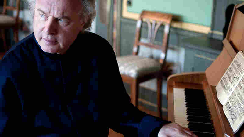 "Andras Schiff plays Bach for about an hour every morning. ""There is something very pure about it,"" the pianist says."
