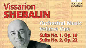 Vissarion Shebalin's music, like that of his compatriots Shostakovich and Prokoviev, was denounced by Soviet officials.