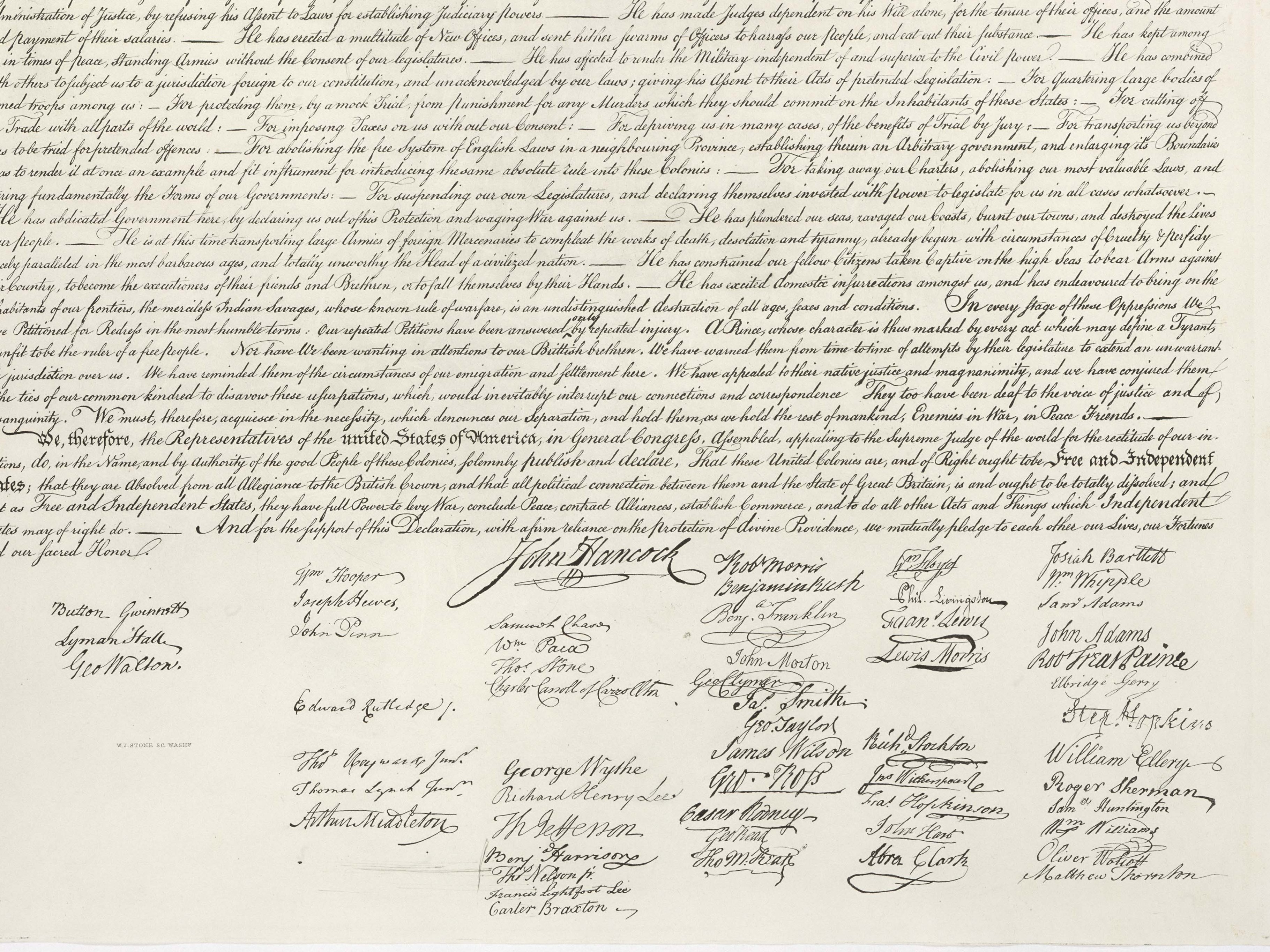 The Great American Signature Fades Away Npr