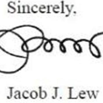 "Jacob ""Jack"" Lew's particularly inscrutable signature caused a stir after he was nominated for Treasury secretary, because the title would put his signature on new U.S. currency."
