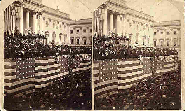 March 3, 1877: Rutherford B. Hayes was the first president to take the oath of office at the White House.