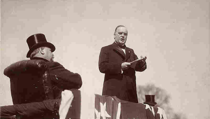 March 4, 1897: William McKinley's inauguration was the first to be captured by a movie camera.