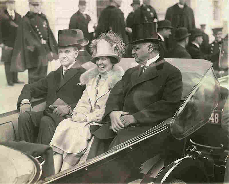 March 4, 1925: Calvin Coolidge's inauguration was the first to be broadcast nationally by radio.
