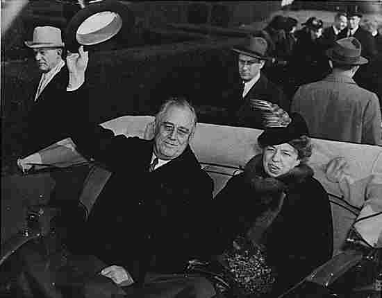 Franklin D. Roosevelt's inauguration in 1937 was the first to take place on Jan. 20. First inaugurated in 1933 and serving four terms through 1945, Roosevelt was the only U.S. president to serve more than two terms.