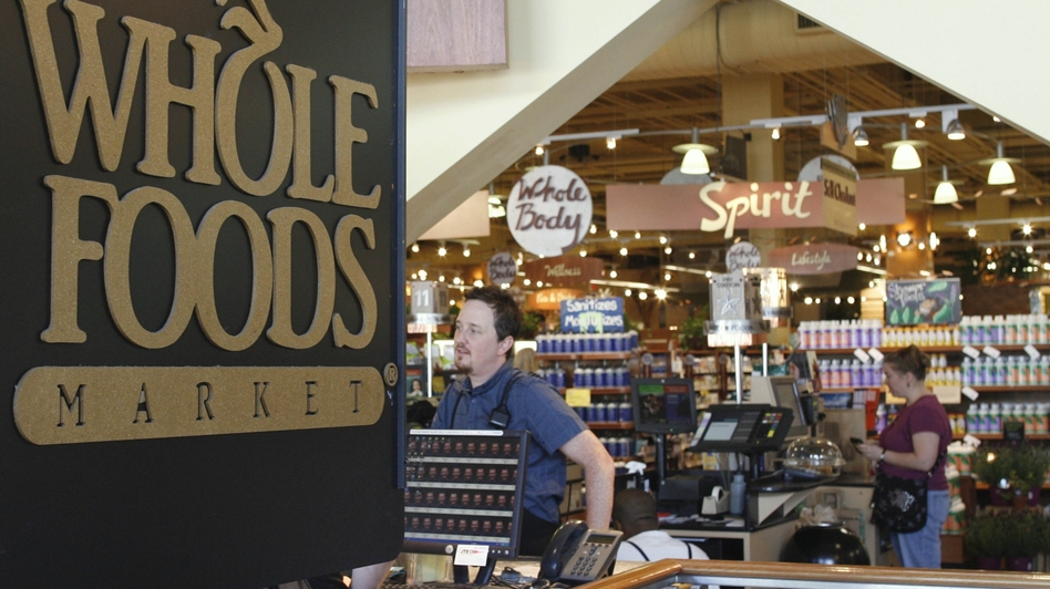 Whole Foods has more than 300 stores and continues to expand. (AP)
