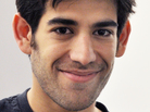 This December photo provided by ThoughtWorks shows Aaron Swartz, a co-founder of Reddit, in New York.