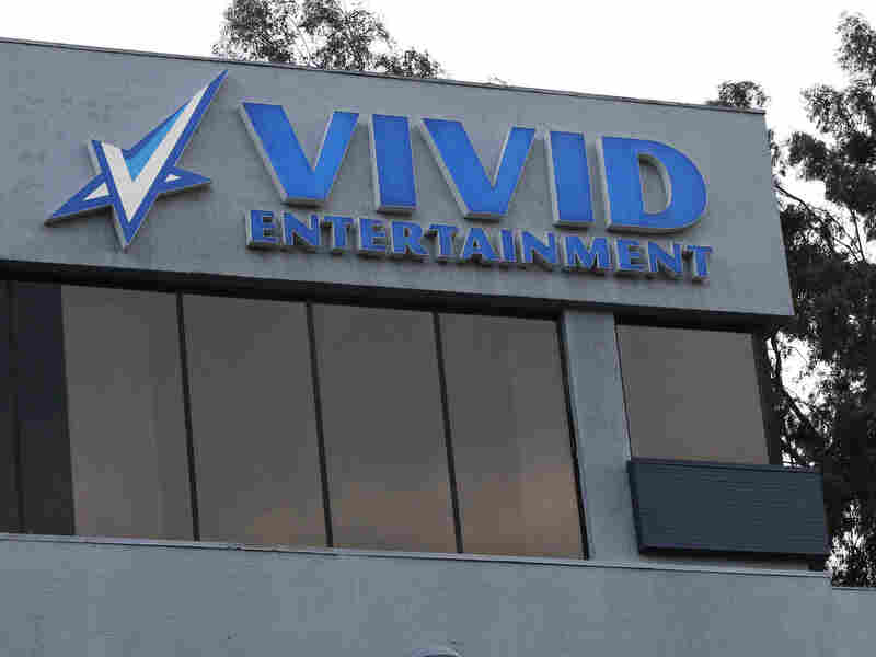 Adult film production company Vivid Entertainment Group has sued Los Angeles County over the condom measure.