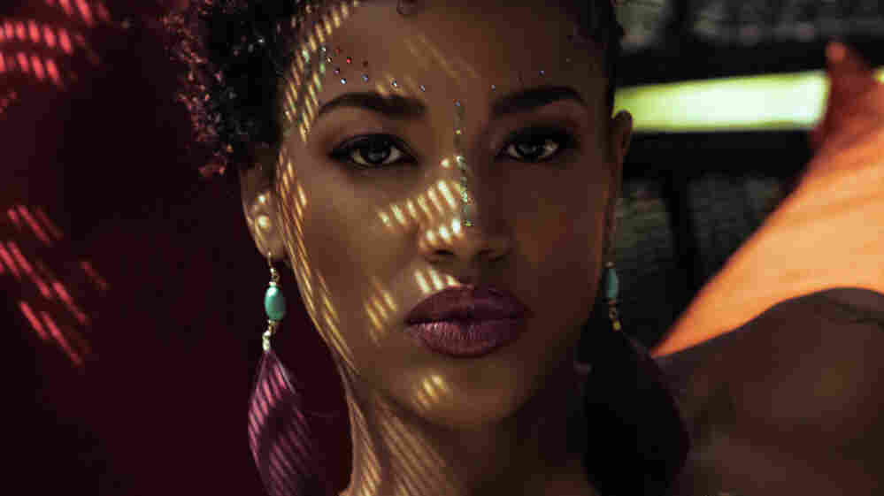 """Natalie """"The Floacist"""" Stewart's second solo album is Floacist Presents: Floetry Rebirth."""