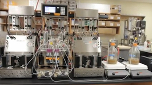 The Robogut, developed at the University of Guelph, can grow up a whole the bacteria that thrive in your gut. Many of these bugs won't grow in any other laboratory in the world.