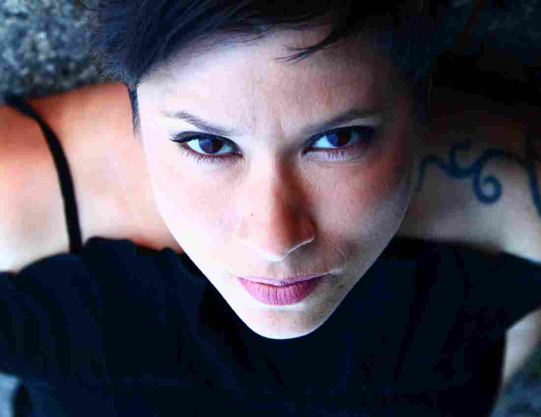 Sandra Velasquez's new album is titled Dig Deeper.