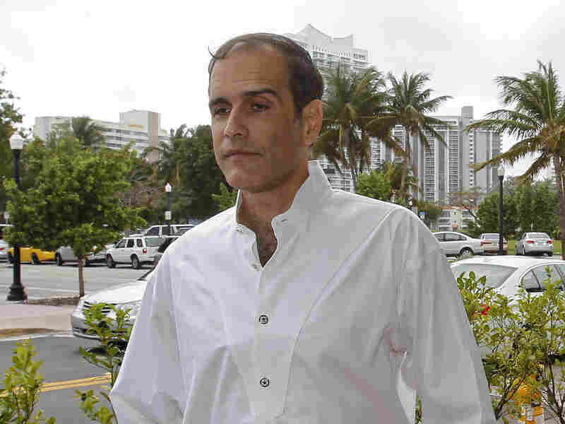 """Fane Lozman, shown here in Miami Beach last March, says he will look for """"monetary compensation"""" after the Supreme Court ruled in his favor."""