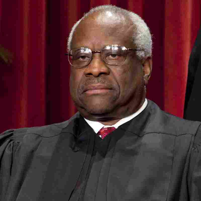Justice Clarence Thomas Speaks, Many Listen; But What Was He Saying?