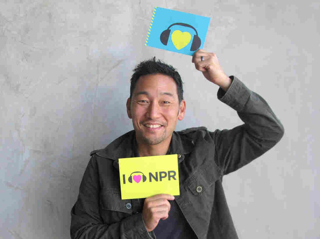 Jiro Yamaguchi at NPR West.