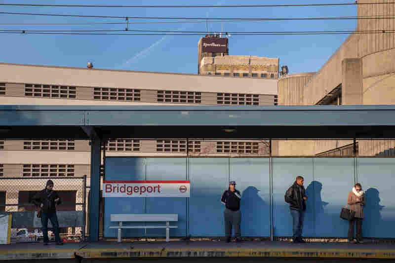 Many people who live in more affluent neighborhoods of Fairfield County commute through Bridgeport every day — but are unaware of the town's plight.