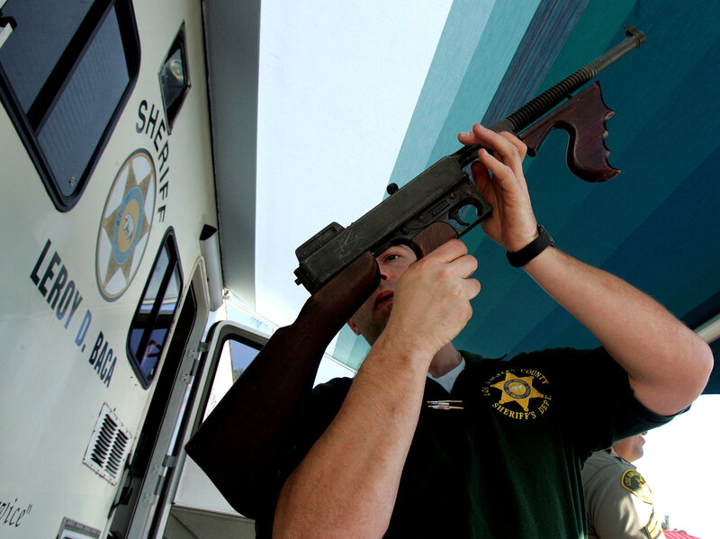The Decades-Old Gun Ban That's Still On The Books : It's All