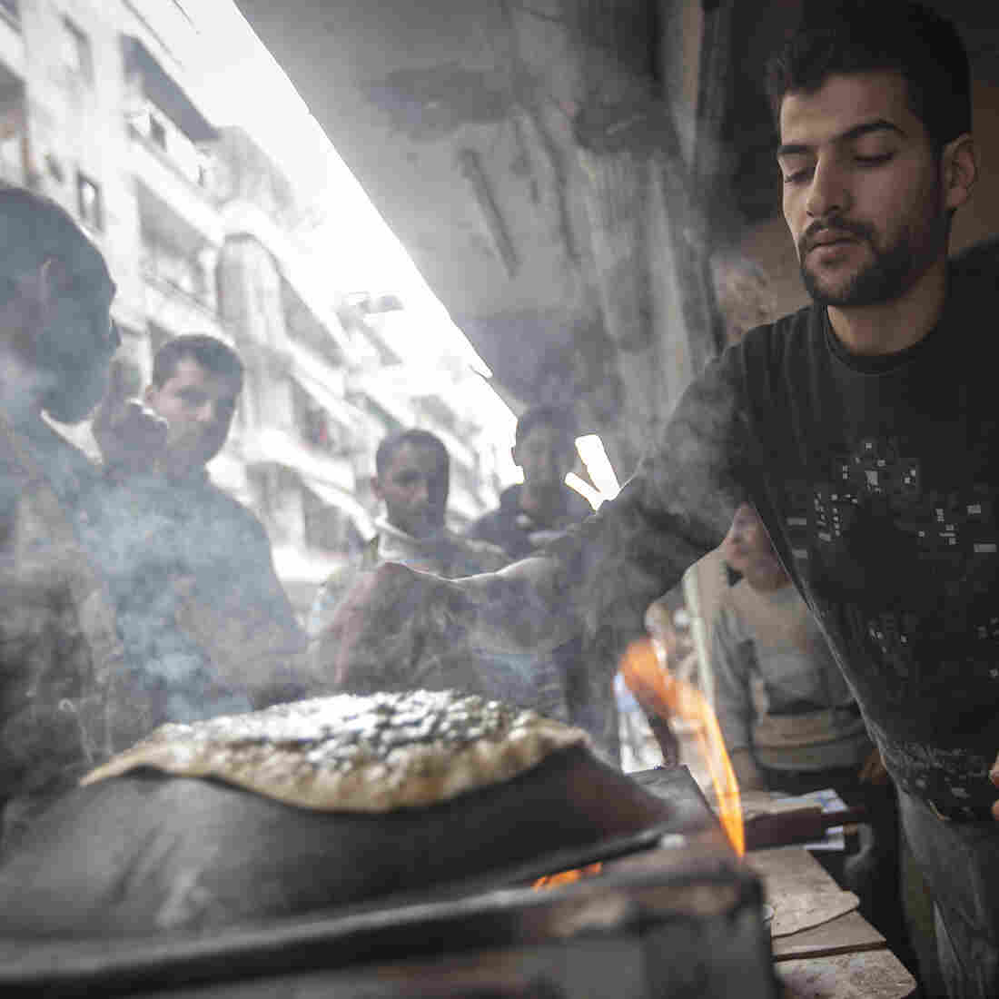 Jihadi Fighters Win Hearts And Minds By Easing Syria's Bread Crisis
