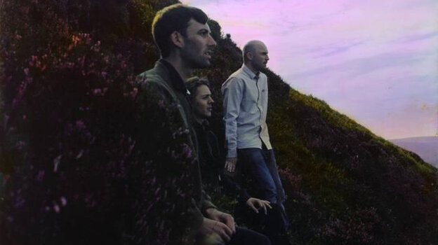 Darkstar's new album, News From Nowhere, comes out Feb. 5.
