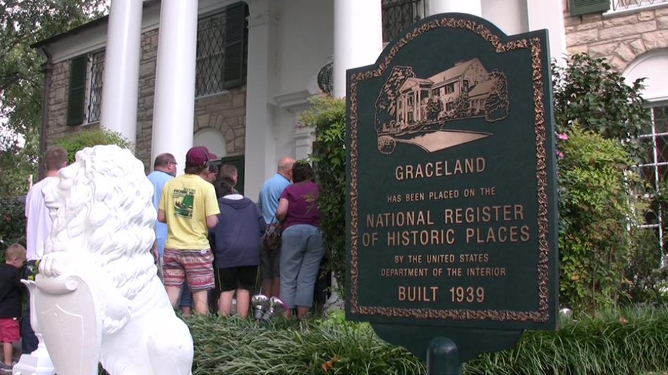 World Cafe takes a tour of Graceland. (World Cafe)