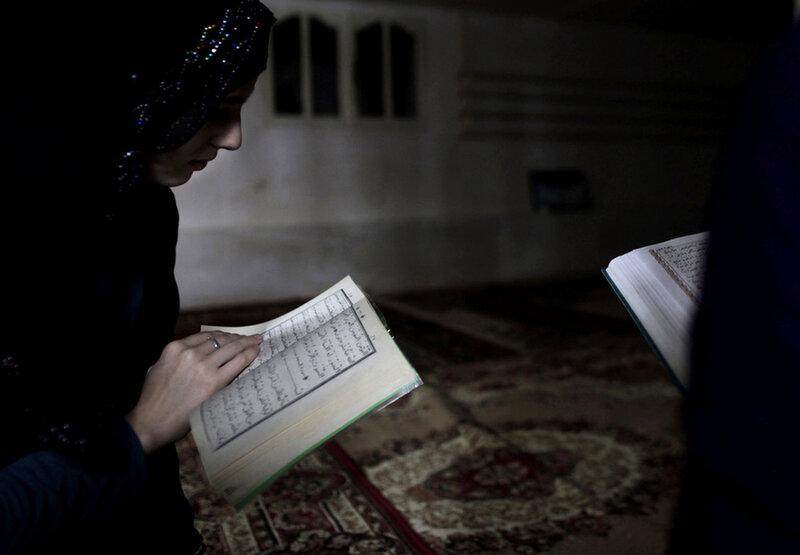 Muslim girl facebook chechen Meet and