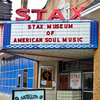 The Stax Records recording studio in Memphis, Tenn.