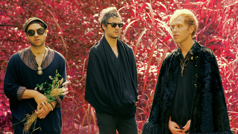 Unknown Mortal Orchestra's new album, <em>II</em>, comes out Feb. 5.