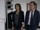 Jeannane Goossen and Kevin Bacon star as FBI special agents tracing a network of serial killers in Fox's new crime drama The Following.