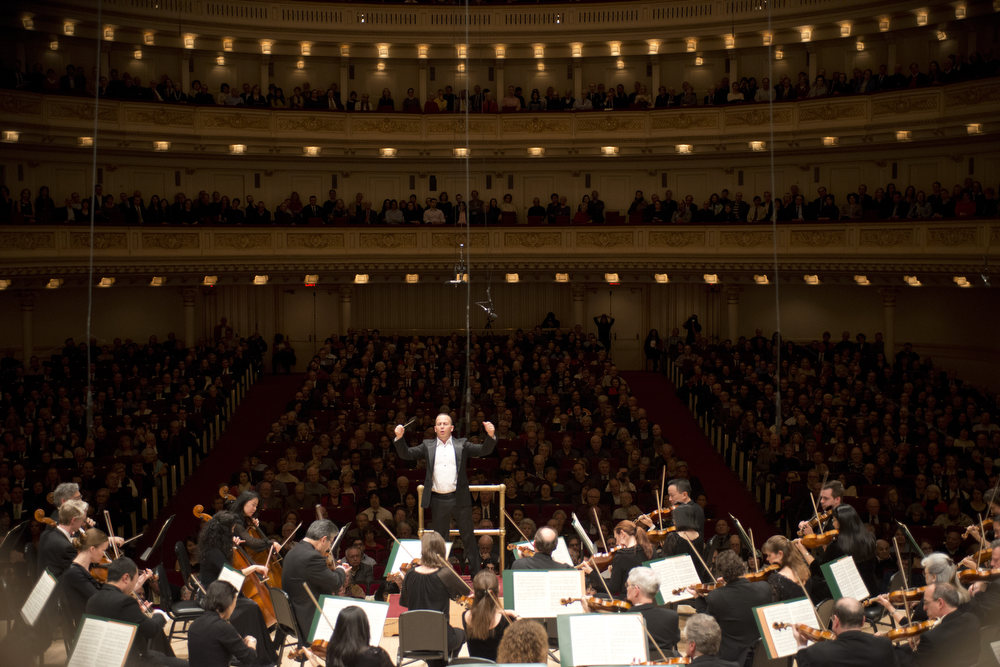 The Philadelphia Orchestra, founded in 1900, has played nearly 800 concerts in Carnegie Hall. That's an average of one Philly performance every two months for well more than a century.