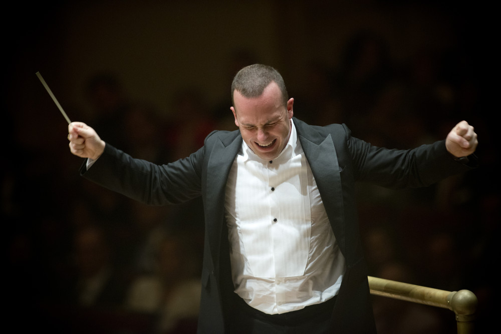 Montreal native Yannick Nezet-Seguin is the eighth music director of the Philadelphia Orchestra. He studied piano and voice as a young musician in Canada.