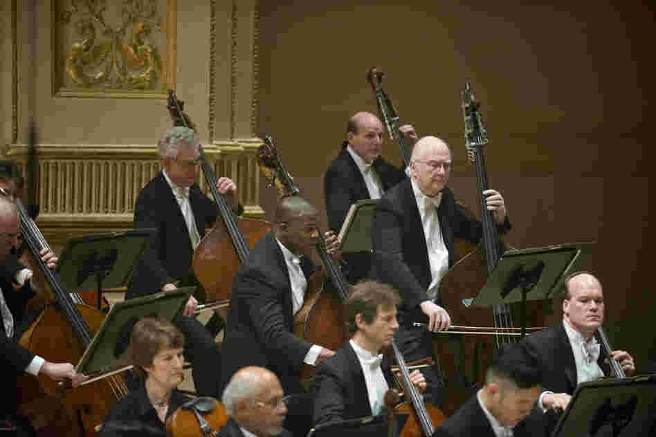 The Philly double bass players get a workout in Dmitri Shostakovich's Symphony No. 5.