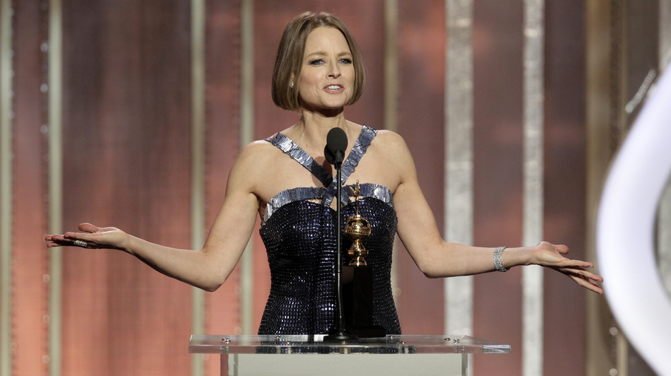 Even though Jodi Foster might reference reality TV stars like TLC's Honey Boo Boo, it doesn't mean she watches the show. (AP)