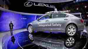 Bump On The Road For Driverless Cars Isn't Technology, It's You