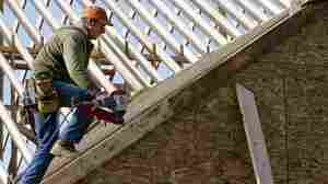 Homebuilding Is Booming, But Skilled Workers Are Scarce
