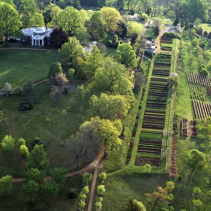 Monticello. Credit: Leonard Phillips/Thomas Jefferson Foundation at Monticello