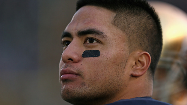 Manti T'eo. (Getty Images)