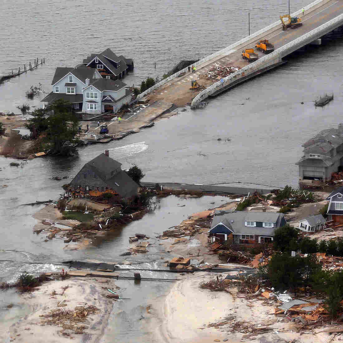 Experts Urge Caution As $50 Billion In Sandy Aid Passes House