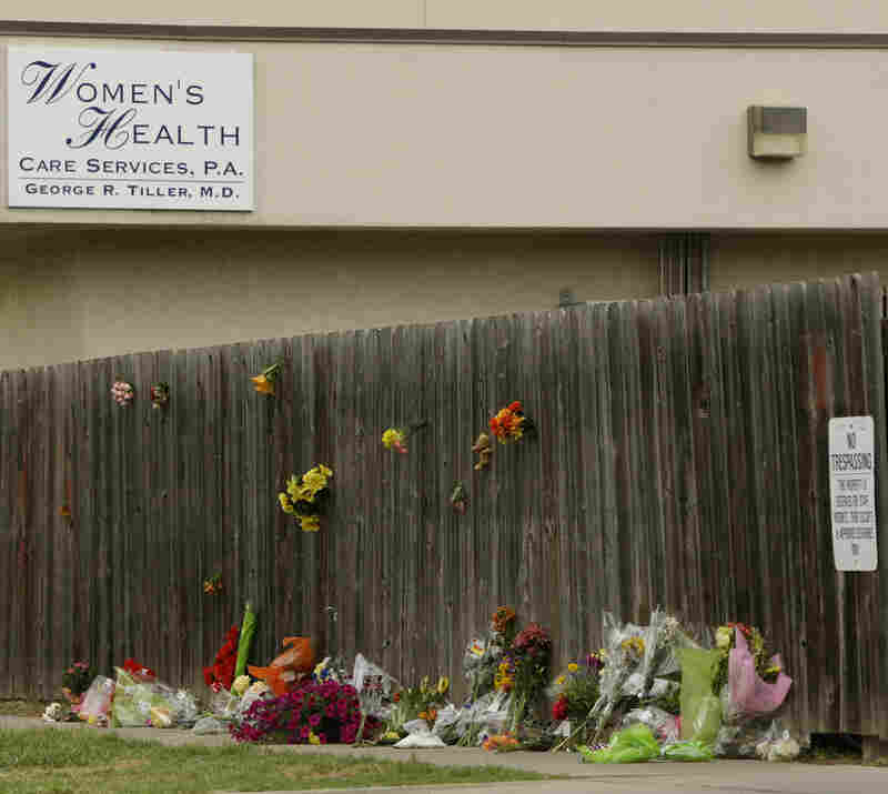 While protesters on both sides of the debate have by and large acted in peace, the National Abortion Federation documents eight murders of abortion providers in the U.S. and Canada since 1977. The most recent was the May 31, 2009, shooting of Dr. George Tiller while he attended church services in Wichita, Kan.