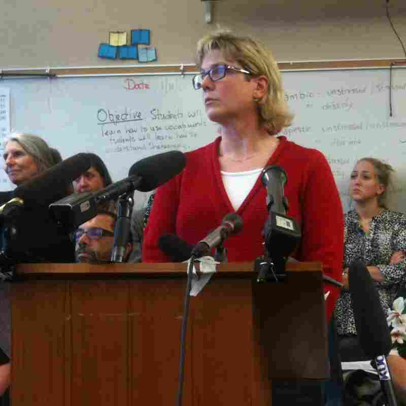 Seattle High School's Teachers Toss District's Test