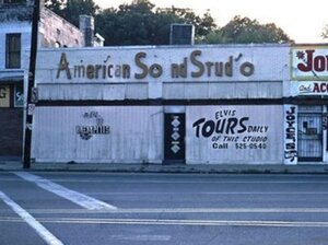 American Sound Studio in Memphis, Tenn.