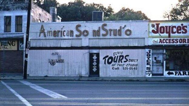 American Sound Studio in Memphis, Tenn.
