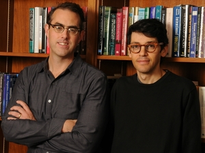 Tim Sullivan (left) is the editorial director of the Harvard Business Review Press. Ray Fisman co-directs the social enterprise program at Columbia University's business school.
